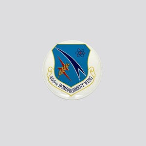 456th Bomb Wing Mini Button