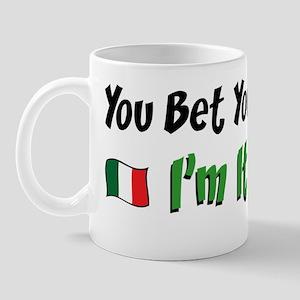 Bet Your Cannoli Im Italian Mug