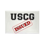 USCG Issued Rectangle Magnet (10 pack)