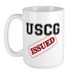 USCG Issued Large Mug