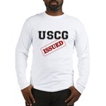 USCG Issued Long Sleeve T-Shirt