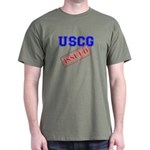 USCG Issued Dark T-Shirt