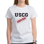 USCG Issued Women's T-Shirt
