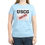 USCG Issued Women's Pink T-Shirt