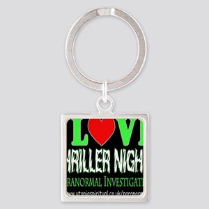 lovethrillermouse Square Keychain