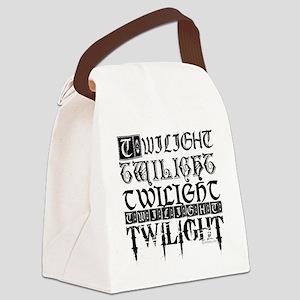 twilight sampler copy Canvas Lunch Bag