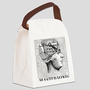 mastermind Canvas Lunch Bag