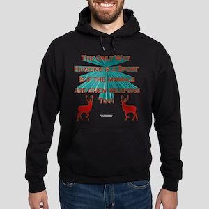 Anti-Hunting Hoodie (dark)