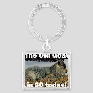 goat60ys Landscape Keychain