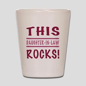 Rocks_DaughterInLaw Shot Glass