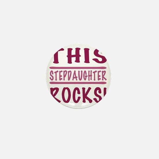Rocks_stepdaughter Mini Button