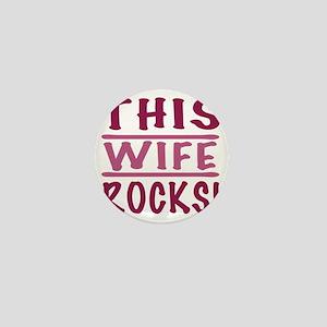 Rocks_Wife Mini Button