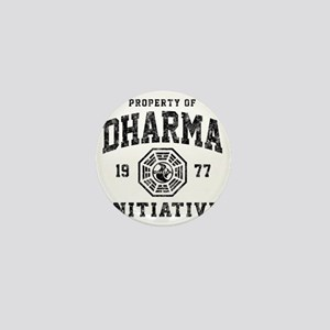 Dharma77 Mini Button