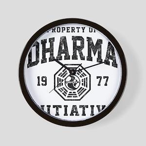 Dharma77 Wall Clock