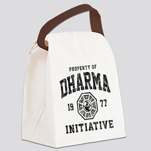 Dharma77 Canvas Lunch Bag