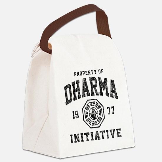 Dharma77 Canvas Lunch Bag