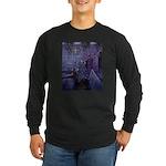 """""""Stuff of Dreams"""" Long Sleeve Dark T-Shirt"""