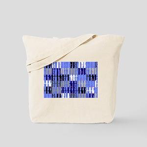 WDJS: What Did Jesus Say Tote Bag