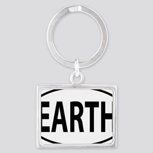 EARTH Landscape Keychain