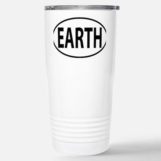 EARTH Stainless Steel Travel Mug