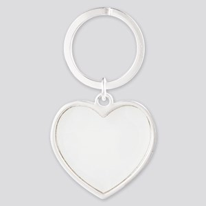 love is blindlight Heart Keychain