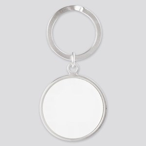 love is blindlight Round Keychain