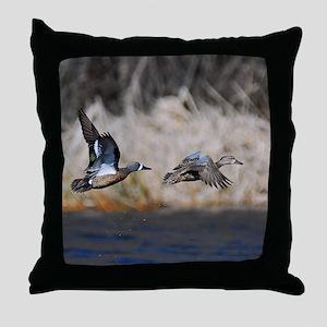 9x12_print 3 Throw Pillow