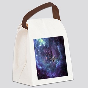 16x20strpost Canvas Lunch Bag