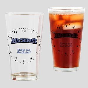 Machinist_Print_RK2010_WallClock Drinking Glass