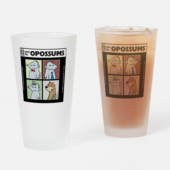 TheCorpFour_coaster Drinking Glass