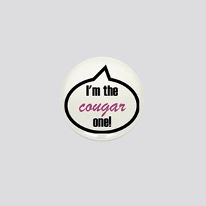 Im_the_cougar Mini Button