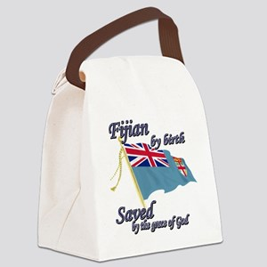 fijinew Canvas Lunch Bag