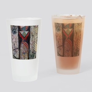 Nefertiti Mummy Drinking Glass