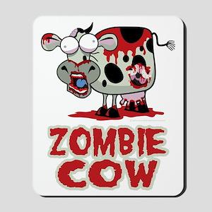 Zombie-Cow Mousepad