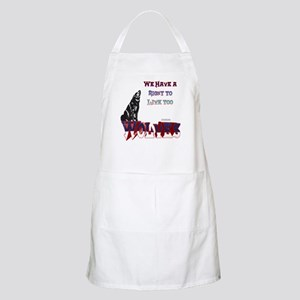 Wolves Rights Apron