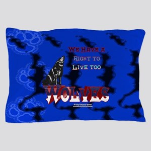 Wolves Rights Pillow Case