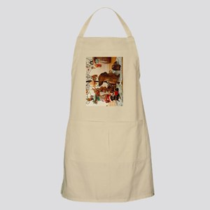 ChristmasDoxie2Poster Apron