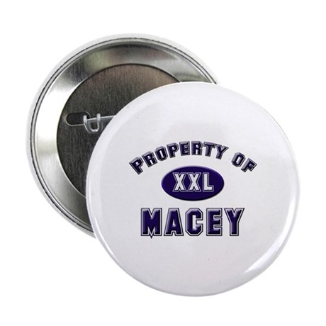 Property of macey Button