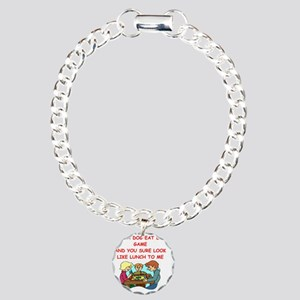 BOARD games Charm Bracelet, One Charm