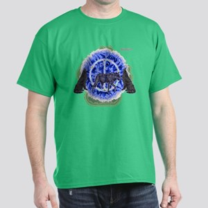 Enigmatic Wolves Dark T-Shirt