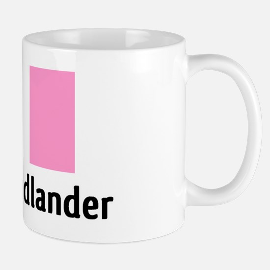 NEWFOUNDLANDER 10 in Mug