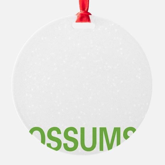 livepossum2 Ornament