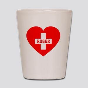 Roger Blanket 1 Shot Glass
