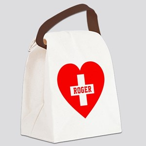 Roger Blanket 1 Canvas Lunch Bag