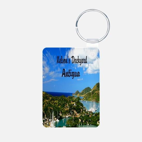 Nelsons Dockyard Antigua2. Keychains