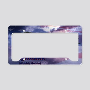 nighthawk License Plate Holder