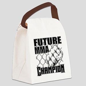 FutureMMA_01 Canvas Lunch Bag