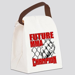 FutureMMA_02 Canvas Lunch Bag