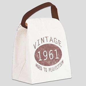 VinOldA1961 Canvas Lunch Bag