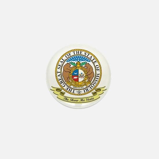 Missouri Seal Mini Button